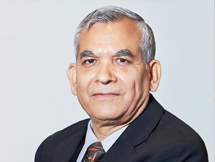 Mr. S. C. Gupta